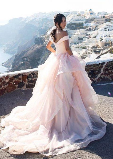 甜蜜蜜的粉色系婚纱图集欣赏-1.jpg