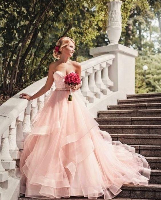 甜蜜蜜的粉色系婚纱图集欣赏-19.jpg