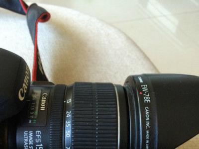 自用15-85佳能镜头 - 2600元