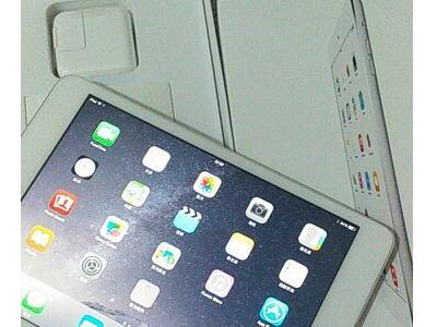 全新苹果mini216G版银白色正版行货出售 - 1800元