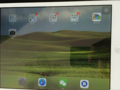 iPadmin白色16G - 2000元