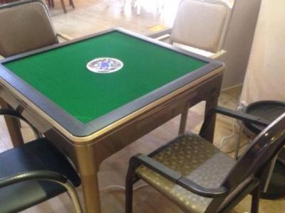 全新餐桌式麻将机低价出售 万能一体魔术 - 2380元