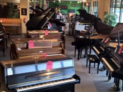 原装进口钢琴5000元起 - 5000元