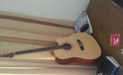 caravan41寸民谣木吉他 - 200元