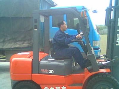 卖叉车叉车3吨价格3.2 雷火电竞app ios个人新买的3吨4吨柴油叉车出售 - 32000元