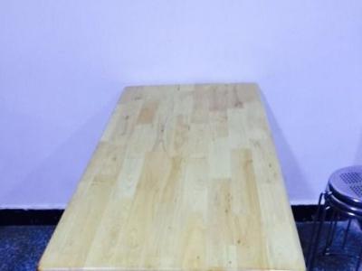 转让九成新桌子、炉子 - 600元