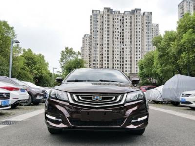 2017款帝豪百万款 1.5L CVT 向上互联网版   车价六万多