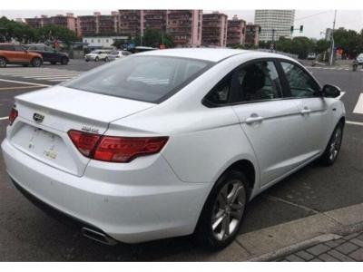 帝豪GL 2017款 1.3T 自动精英型    车价八万多